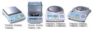 Cân Phân Tích TX/TXB/TXC Series